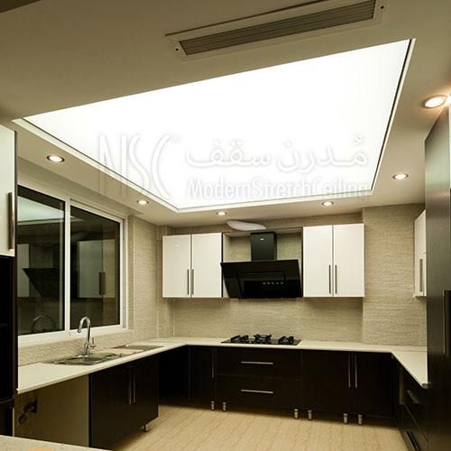 سقف کشسان نیمه شفاف