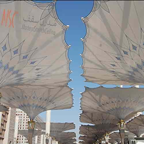 سازه پارچه ای مسجدالنبی