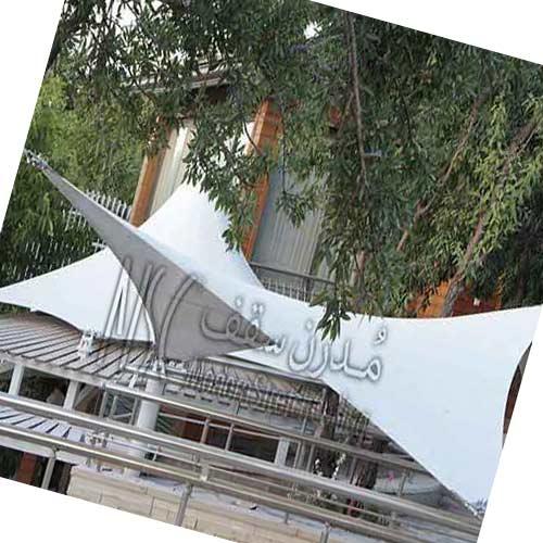 سازه چادری و کابلها