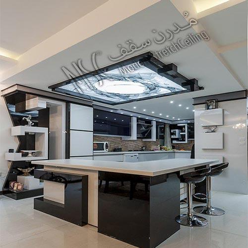 سقف-کشسان-آشپزخانه
